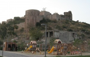 child care photographs, child playset, fortress, istanbul
